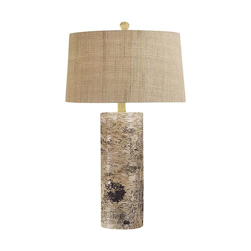 Dimond Aspen Bark Natural One Light Table Lamp 500 Bellacor