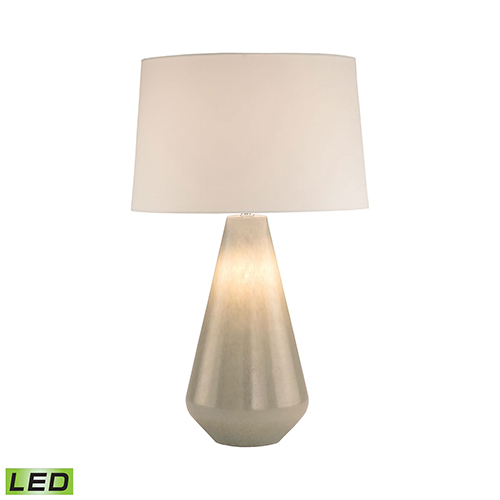 Clear LED Table Lamp