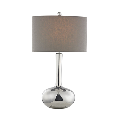 Djinn Chrome One-Light Table Lamp