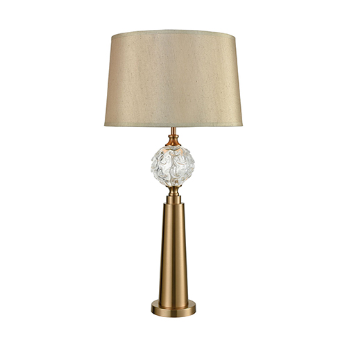 Dimond Joule Cafe Bronze One-Light Table Lamp