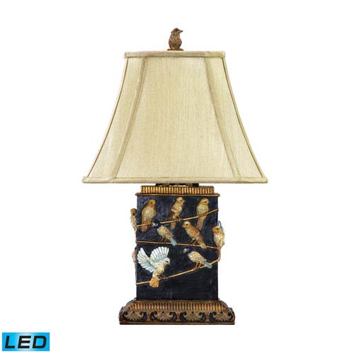Dimond Birds On A Branch Composite One Light LED Table Lamp