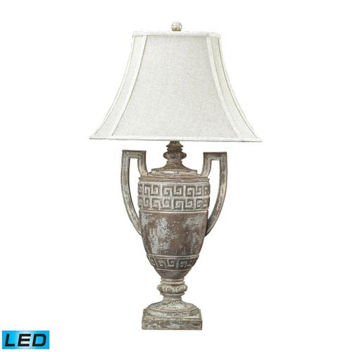 Dimond Greek Key Allesandria One Light LED Table Lamp