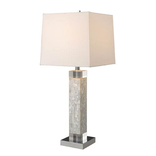 Dimond Luzerne Mother of Pearl Table Lamp