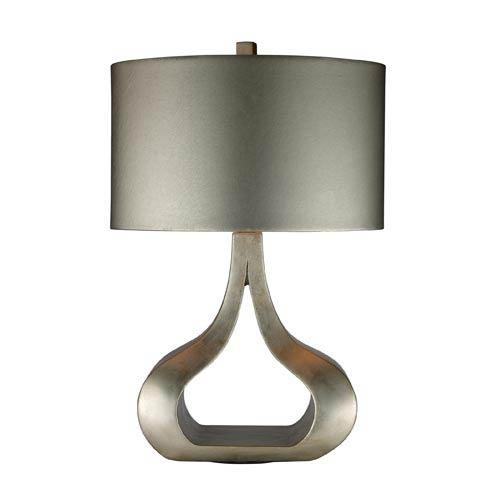 Trendsitions Carolina Silver Leaf One-Light Table Lamp