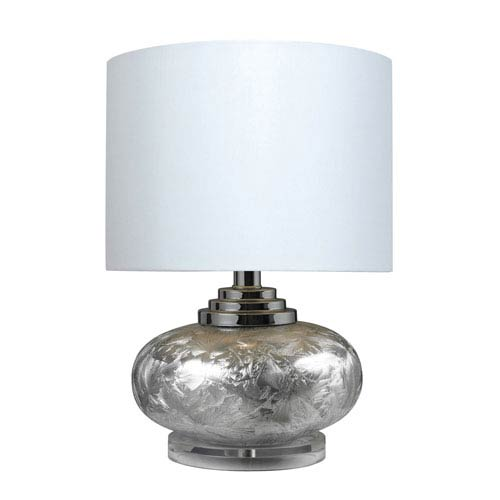 Dimond Metallic Frost LED Table Lamp