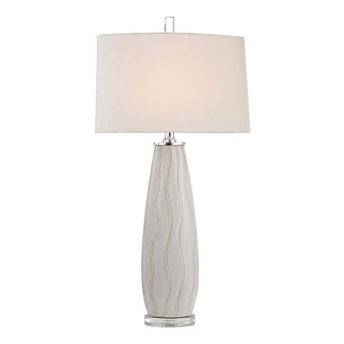 Dimond Andover Washington White One Light Table Lamp