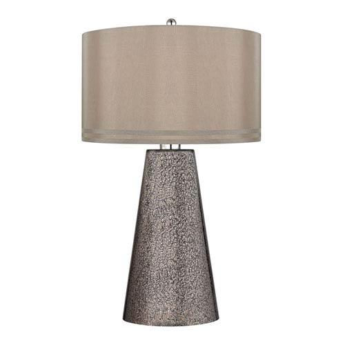 Dimond Stafford Heavy Metal Mercury One Light Table Lamp