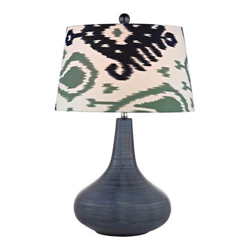 Dimond Penarth Navy Blue One Light Table Lamp