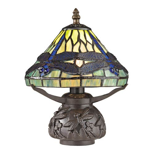 Dimond Flintwick Dark Bronze One Light Table Lamp