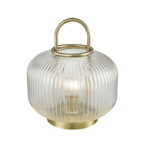 Dimond Holmby Hills  Antique Brass One-Light Table Lamp