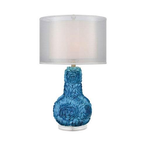 Dimond Portonovo Blue One-Light Table Lamp