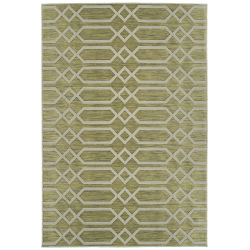 Cove Lime Green Indoor/Outdoor Rug