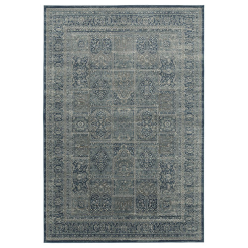 Easton Blue 5 Ft. 6 In. x 8 Ft. 6 In. Area Rug