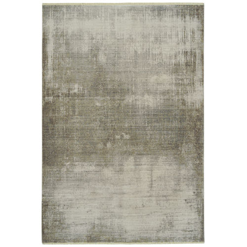Scottsman Silver Rectangular: 9 Ft.6 In. x 13 Ft. Rug