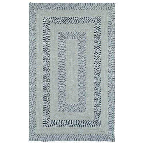 Kaleen Rugs Bimini Blue Rectangular: 5 Ft. x 8 Ft. Rug