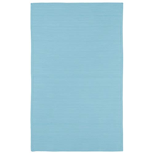 Bikini Light Blue Rectangular: 5 Ft. x 8 Ft. Rug