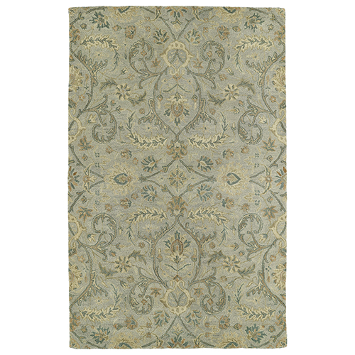 Helena Silver Hand-Tufted 12Ft. x 15Ft. Rectangle Rug