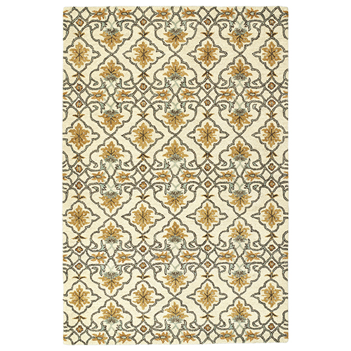Helena Beige Runner: 2 Ft. 6 In. x 8 Ft.
