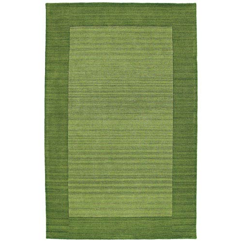 Kaleen Rugs Regency Celery Rectangular: 5 Ft. by 7 Ft. 9 In. Rug