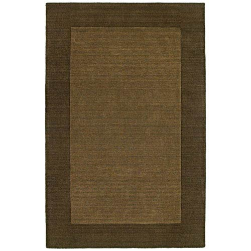 Kaleen Rugs Regency Chocolate Rectangular: 5 Ft. by 7 Ft. 9 In. Rug