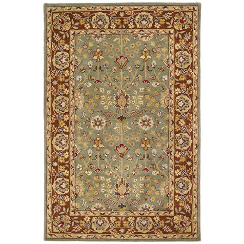 Kaleen Rugs Heirloom Collection Katherine Beryl Rectangular: 5 Ft. x 7 Ft. 9 In. Rug