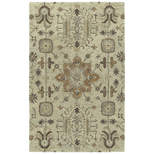 Chancellor Sand Hand-Tufted 2Ft. 6In x 8Ft. Runner Rug