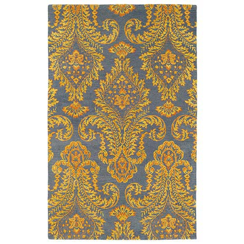 Divine Fire DIV06 Rectangular: 5 Ft. x 7 Ft. 9 In. Rug