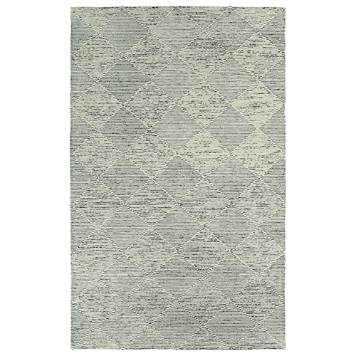 Kaleen Rugs Evanesce Grey Rectangular: 2 Ft. x 3 Ft.