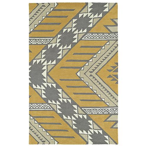 Lakota Butterscotch Rectangular: 2 Ft. x 3 Ft.