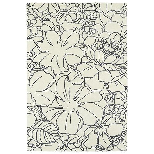 Melange Ivory Rectangular: 9 Ft. x 12 Ft.