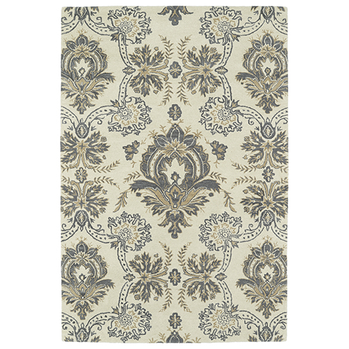 Melange Ivory Rectangular: 2 Ft. x 3 Ft.
