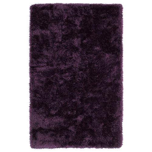 Posh Purple PSH01 Rectangular: 5 Ft. x 7 Ft. Rug