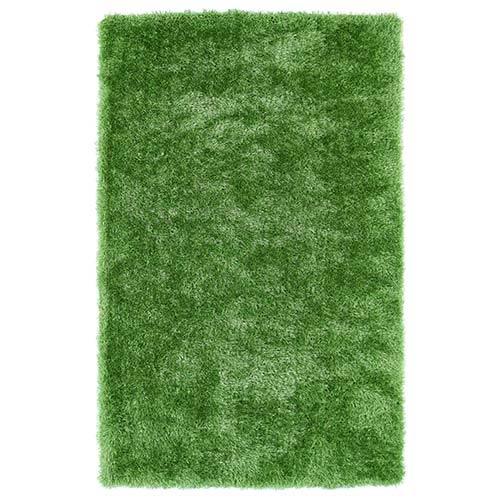 Kaleen Rugs Posh Lime Green PSH01 Rectangular: 5 Ft. x 7 Ft. Rug