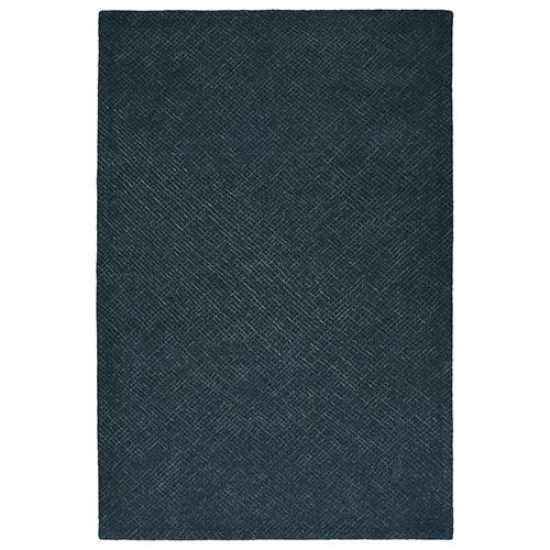 Textura Denim Rectangular: 2 Ft. x 3 Ft.