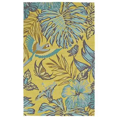 Yunque Yellow Rectangular: 2 Ft. x 3 Ft.