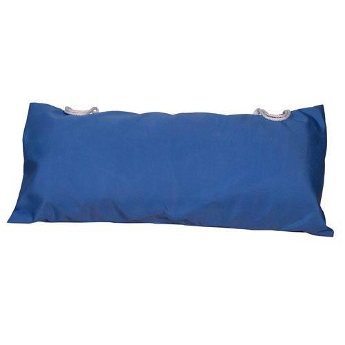 Algoma Net Company Deluxe Sunbrella Hammock Pillow, Blue