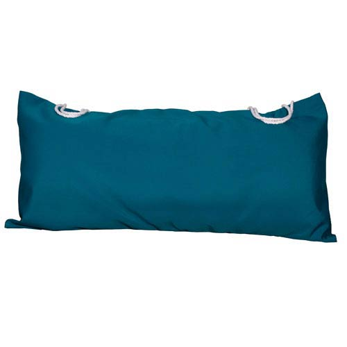 Deluxe Sunbrella Hammock Pillow, Green
