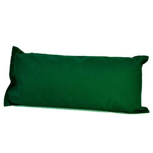 Deluxe Hunter Green Hammock Pillow