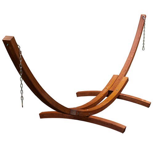 Natural 15 Foot Russian Pine Hardwood Arc Frame