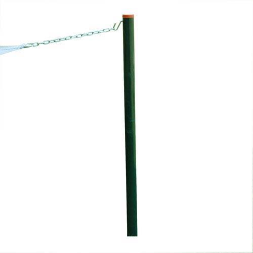 Algoma Net Company Green Removable Hammock In Ground Post