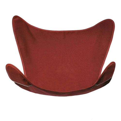 Butterfly Chair Burgundy Replacement Cover