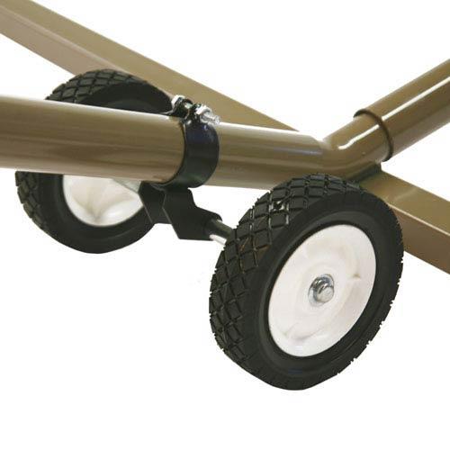 Black Wheel Kits for Hammock Stand
