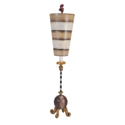 Le Cirque Creme Table Lamp