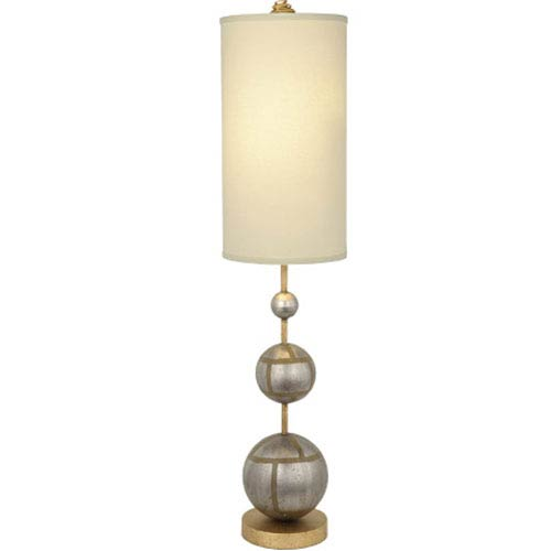Marie Silver One Light Table Lamp