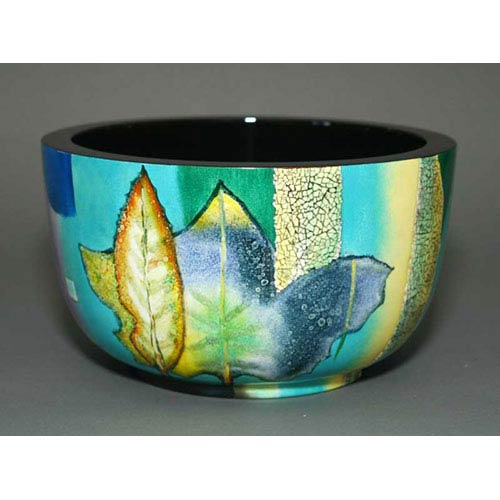 Thick Lacquer Bowl
