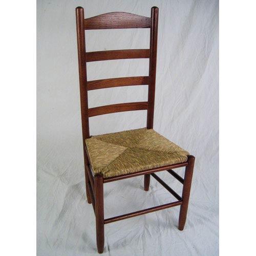 Walnut Ladder Back Chair