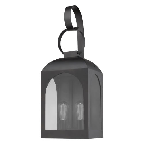Madigan Oil Rubbed Bronze Two-Light Outdoor Wall Mount