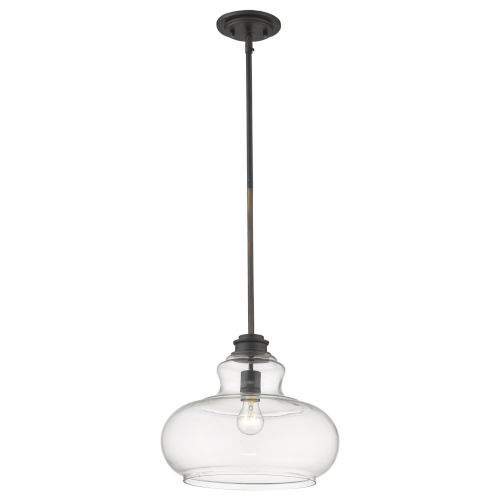 Torrel Oil Rubbed Bronze One-Light Pendant