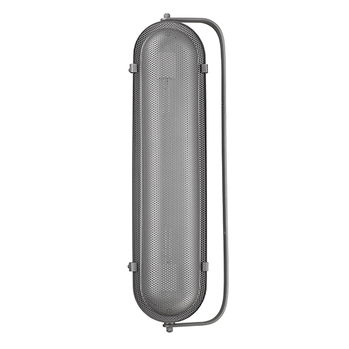 Terra Gray Two-Light Wall Sconce