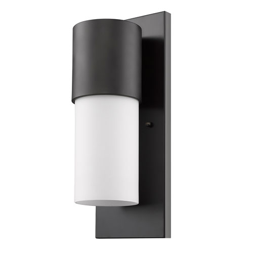 Acclaim Lighting Cooper Oil Rubbed Bronze 6-Inch One-Light Outdoor Wall Mount